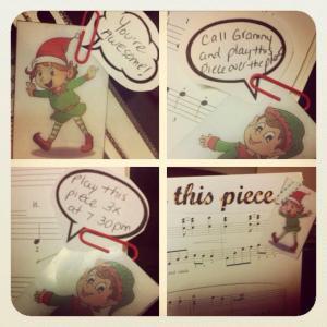 practice elf fun