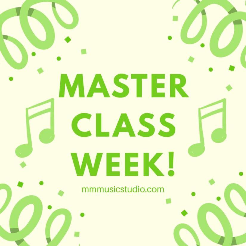 master class green